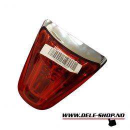 Vespa-Baklyktglass komplett